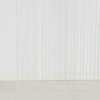 Crystal Drop String Curtain - 90x240 cms