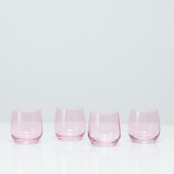 Carnival 4-Piece Double Old Fashioned Glasses - 359 ml
