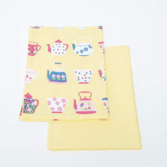 Cupcakes Kitchen Towel - Set of 2