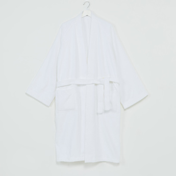 Nora Textured Bathrobe