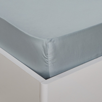 Luxury Queen Fitted Sheet - 155x205 cms