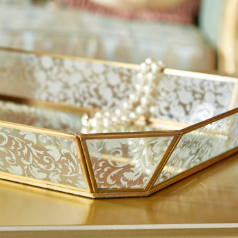 Galma Decor Octagonal Tray