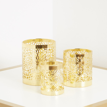 Vakker Laser-Cut Candle Holder