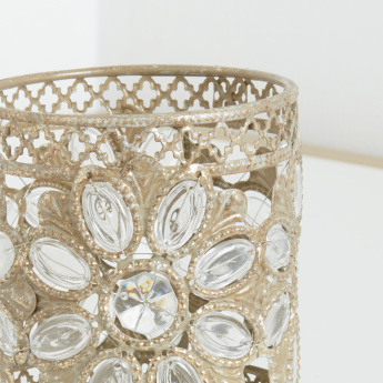 Vakker Embellished Candle Holder