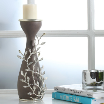 Greywood Small Pillar Candle Holder