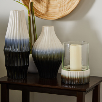 Flinders Glossy Earthen Balloon Vase