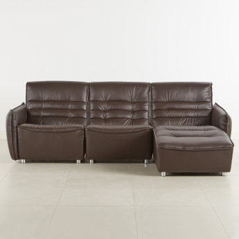 Nelson Right Corner Sofa Set