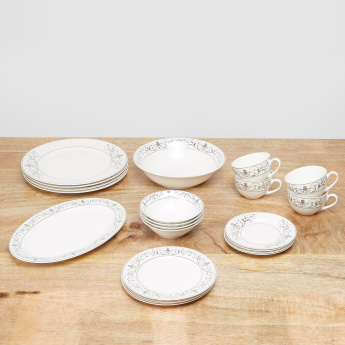 Sherabin 32-Piece Dinner Set