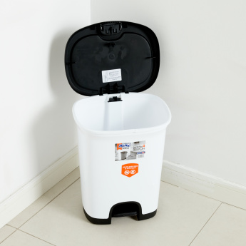 Lockable Step Bin - 25 L
