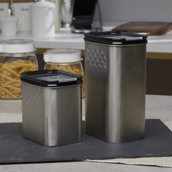Monmouth Single Stainless Steel Box - 1.9 L