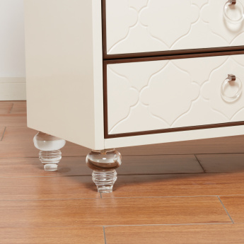 Amani Chest of 5-Drawers