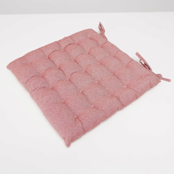 Windsor Tufted Chairpad - 40x40 cms