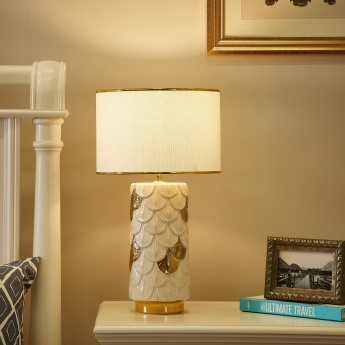 Ysleta Ceramic Table Lamp - 52 cms