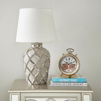 Bastrop Ceramic Table Lamp - 67 cms