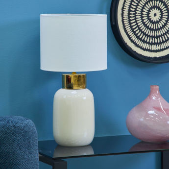 Vernal Ceramic Table Lamp - 51 cms