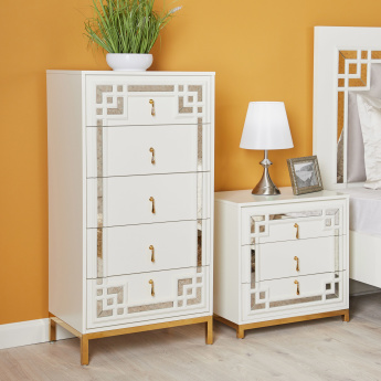Marbella Chest of 5-Drawers