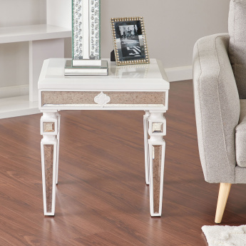 Castillo Wooden End Table
