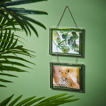 Brunswick 2-Piece Hanging Photo Frame