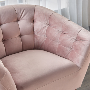 Isabel 1-Seater Tufted Armchair