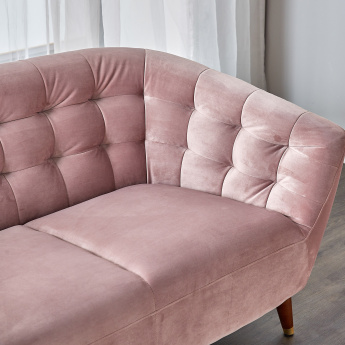 Isabel 2-Seater Tufted Sofa