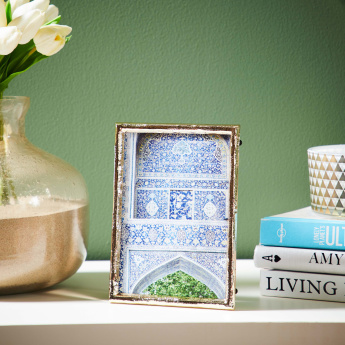 Botanic Rectangular Photo Frame